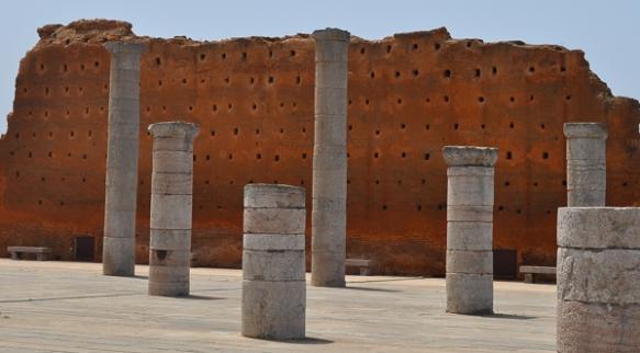 Rabat Wall