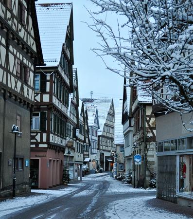 Herrenberg Street