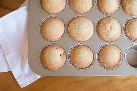 Cran Muffins 1