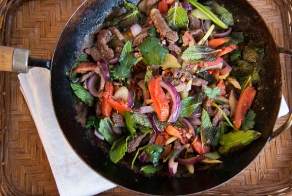 Thai Beef 1