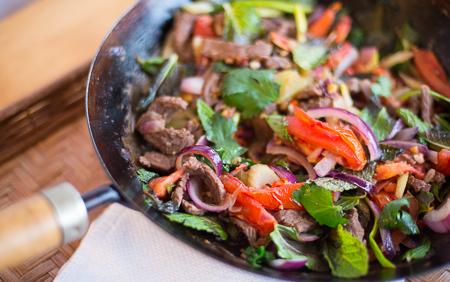 Thai Beef 4