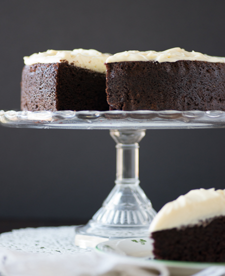 Guinness Cake 4th