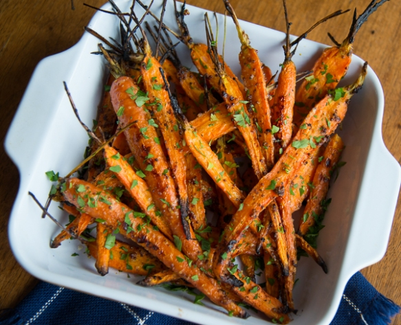 Carrots Recipe Header