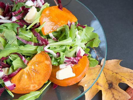 Salad closeup 2