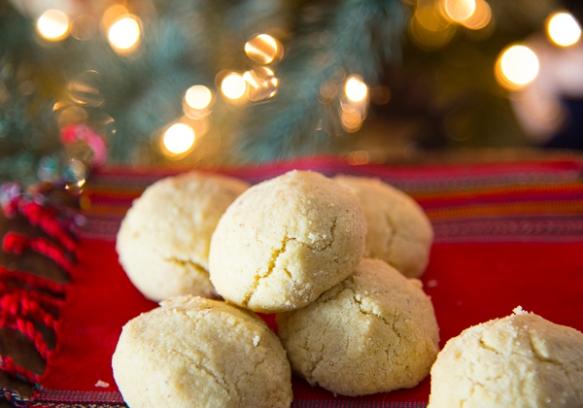 Saffron Cookies 1