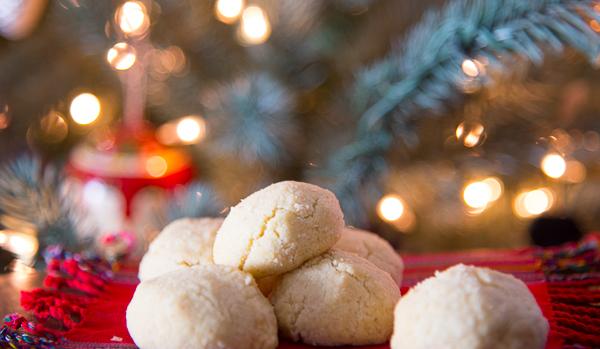 Saffron Cookies recipe