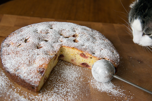 Cherry Cake 3