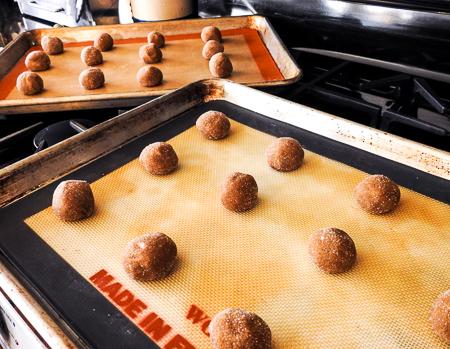 Ginger Cookies 4